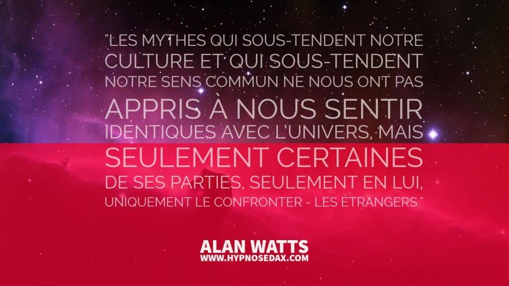 alan watts les mythes
