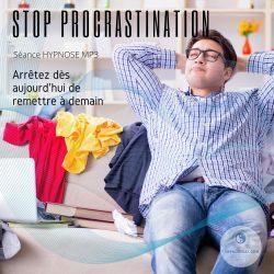 stop procrastination hypnose dax